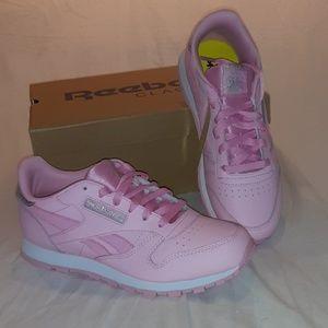 Reebok Classics Pink Pastel Sneakers